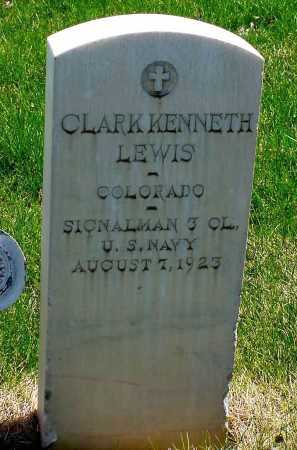 LEWIS, CLARK KENNETH - Box Butte County, Nebraska   CLARK KENNETH LEWIS - Nebraska Gravestone Photos