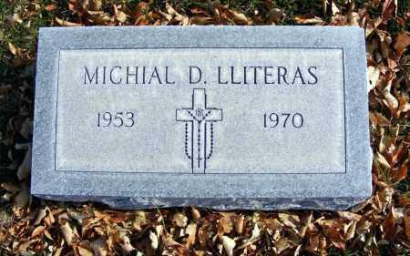LLITERAS, MICHIAL D. - Box Butte County, Nebraska | MICHIAL D. LLITERAS - Nebraska Gravestone Photos