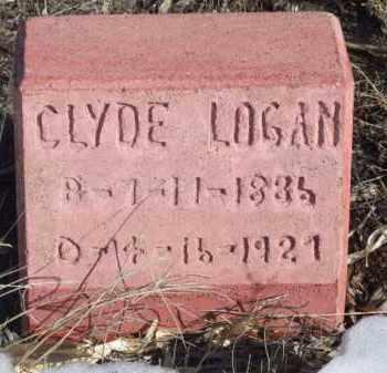 LOGAN, CLYDE - Box Butte County, Nebraska | CLYDE LOGAN - Nebraska Gravestone Photos