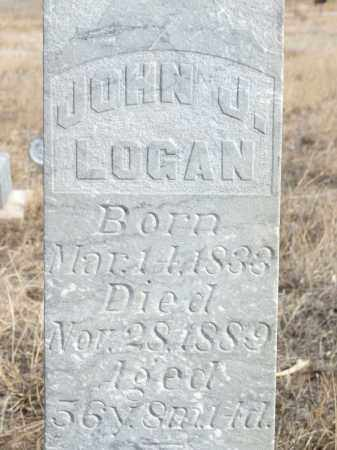 LOGAN, JOHN J. - Box Butte County, Nebraska | JOHN J. LOGAN - Nebraska Gravestone Photos