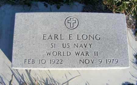 LONG, EARL E. - Box Butte County, Nebraska | EARL E. LONG - Nebraska Gravestone Photos