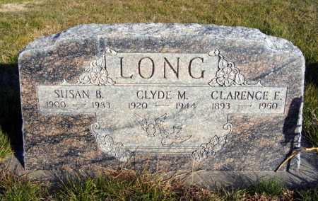 LONG, SUSAN B. - Box Butte County, Nebraska | SUSAN B. LONG - Nebraska Gravestone Photos