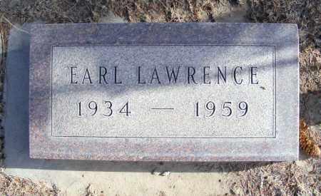 LUCE, EARL LAWRENCE - Box Butte County, Nebraska | EARL LAWRENCE LUCE - Nebraska Gravestone Photos