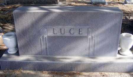 LUCE, FAMILY - Box Butte County, Nebraska | FAMILY LUCE - Nebraska Gravestone Photos