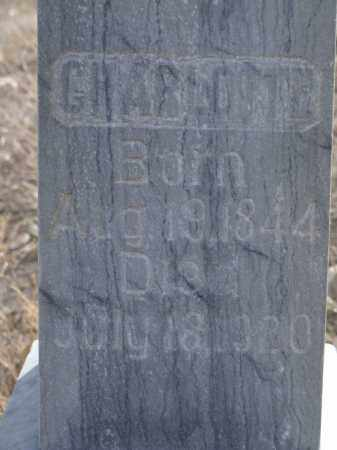 MAILEY, CHARLOTTE (CLOSE-UP) - Box Butte County, Nebraska | CHARLOTTE (CLOSE-UP) MAILEY - Nebraska Gravestone Photos