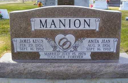 MANION, JAMES KEVIN - Box Butte County, Nebraska   JAMES KEVIN MANION - Nebraska Gravestone Photos