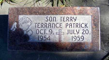 MANNING, TERRANCE PATRICK - Box Butte County, Nebraska | TERRANCE PATRICK MANNING - Nebraska Gravestone Photos
