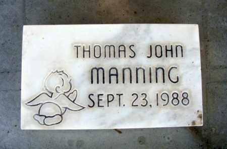 MANNING, THOMAS JOHN - Box Butte County, Nebraska | THOMAS JOHN MANNING - Nebraska Gravestone Photos