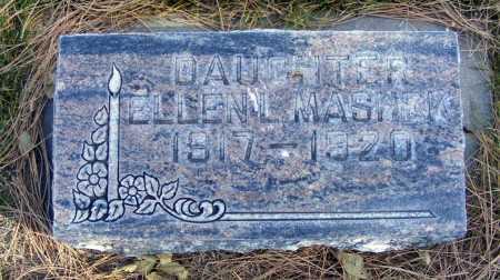 MASHEK, ELLEN L. - Box Butte County, Nebraska | ELLEN L. MASHEK - Nebraska Gravestone Photos