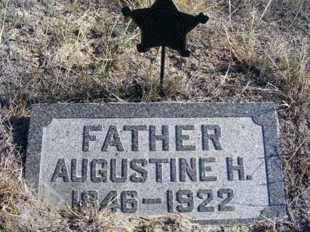 MCLAUGHLIN, AUGUSTINE H. - Box Butte County, Nebraska   AUGUSTINE H. MCLAUGHLIN - Nebraska Gravestone Photos