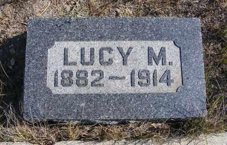 MCLAUGHLIN, LUCY M. - Box Butte County, Nebraska | LUCY M. MCLAUGHLIN - Nebraska Gravestone Photos