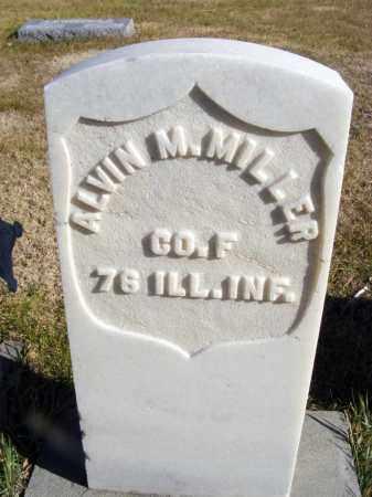 MILLER, ALVIN M. - Box Butte County, Nebraska | ALVIN M. MILLER - Nebraska Gravestone Photos