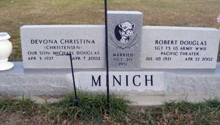 CHRISTENSEN MINICH, DEVONA CHRISTINA - Box Butte County, Nebraska | DEVONA CHRISTINA CHRISTENSEN MINICH - Nebraska Gravestone Photos