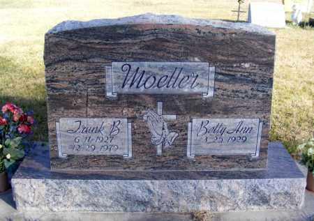 MOELLER, BETTY ANN - Box Butte County, Nebraska   BETTY ANN MOELLER - Nebraska Gravestone Photos