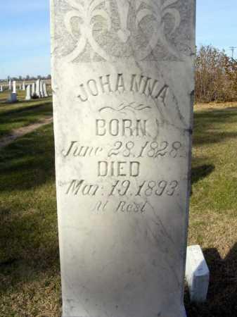 MOELLER, JOHANNA - Box Butte County, Nebraska   JOHANNA MOELLER - Nebraska Gravestone Photos