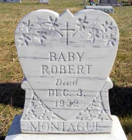 MONTAGUE, ROBERT - Box Butte County, Nebraska | ROBERT MONTAGUE - Nebraska Gravestone Photos