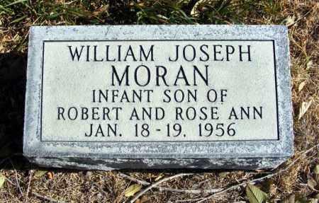 MORAN, WILLIAM JOSEPH - Box Butte County, Nebraska | WILLIAM JOSEPH MORAN - Nebraska Gravestone Photos