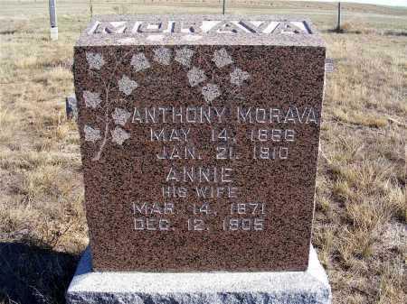 MORAVA, ANTHONY - Box Butte County, Nebraska   ANTHONY MORAVA - Nebraska Gravestone Photos