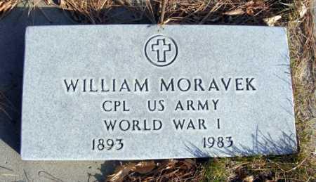 MORAVEK, WILLIAM - Box Butte County, Nebraska | WILLIAM MORAVEK - Nebraska Gravestone Photos