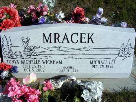 MRACEK, MICHAEL LEE - Box Butte County, Nebraska   MICHAEL LEE MRACEK - Nebraska Gravestone Photos