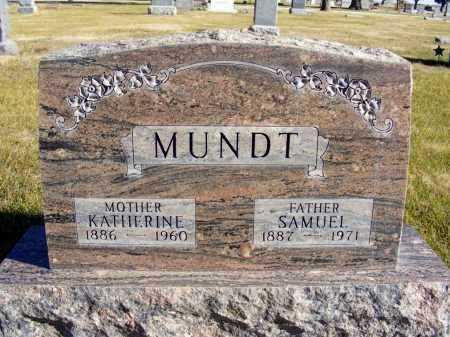 MUNDT, SAMUEL - Box Butte County, Nebraska   SAMUEL MUNDT - Nebraska Gravestone Photos