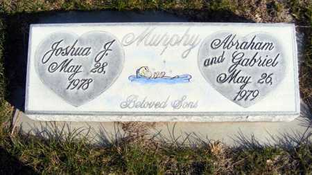 MURPHY, GABRIEL - Box Butte County, Nebraska | GABRIEL MURPHY - Nebraska Gravestone Photos