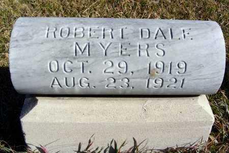 MYERS, ROBERT DALE - Box Butte County, Nebraska | ROBERT DALE MYERS - Nebraska Gravestone Photos