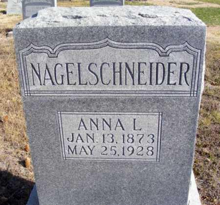 NAGELSCHNEIDER, ANNA L. - Box Butte County, Nebraska | ANNA L. NAGELSCHNEIDER - Nebraska Gravestone Photos