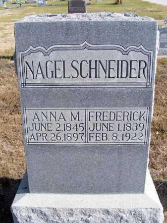 NAGELSCHNEIDER, ANNA M. - Box Butte County, Nebraska | ANNA M. NAGELSCHNEIDER - Nebraska Gravestone Photos