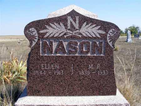 NASON, ELLEN - Box Butte County, Nebraska | ELLEN NASON - Nebraska Gravestone Photos