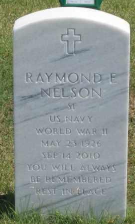 NELSON, RAYMOND  E. - Box Butte County, Nebraska   RAYMOND  E. NELSON - Nebraska Gravestone Photos