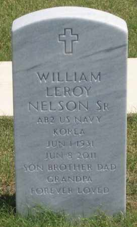 NELSON, WILLIAM  LEROY, SR. - Box Butte County, Nebraska | WILLIAM  LEROY, SR. NELSON - Nebraska Gravestone Photos