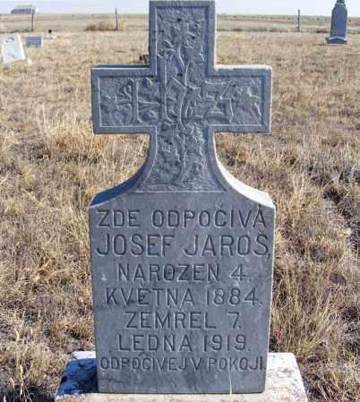 NOVAK, JOSEF JAROS - Box Butte County, Nebraska | JOSEF JAROS NOVAK - Nebraska Gravestone Photos