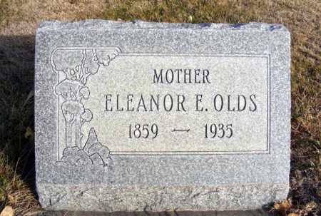 OLDS, ELEANOR E. - Box Butte County, Nebraska | ELEANOR E. OLDS - Nebraska Gravestone Photos