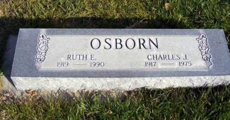 OSBORN, CHARLES J. - Box Butte County, Nebraska | CHARLES J. OSBORN - Nebraska Gravestone Photos