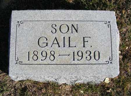 OSBORN, GAIL F. - Box Butte County, Nebraska | GAIL F. OSBORN - Nebraska Gravestone Photos
