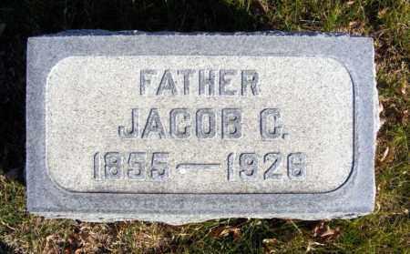 OSBORN, JACOB C. - Box Butte County, Nebraska | JACOB C. OSBORN - Nebraska Gravestone Photos