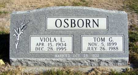 OSBORN, VIOLA L. - Box Butte County, Nebraska | VIOLA L. OSBORN - Nebraska Gravestone Photos