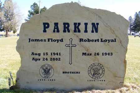 PARKIN, JAMES FLOYD - Box Butte County, Nebraska | JAMES FLOYD PARKIN - Nebraska Gravestone Photos