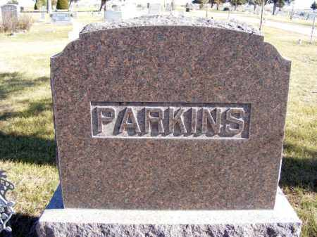 PARKINS, FAMILY - Box Butte County, Nebraska   FAMILY PARKINS - Nebraska Gravestone Photos