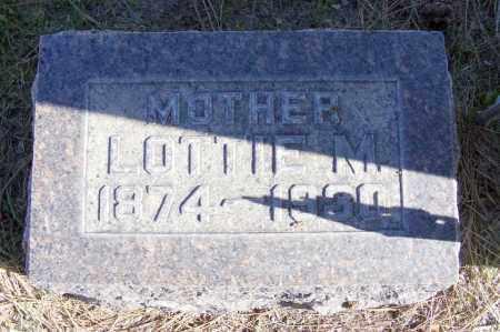 PARKINS, LOTTIE MAY - Box Butte County, Nebraska   LOTTIE MAY PARKINS - Nebraska Gravestone Photos