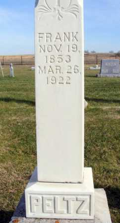 PELTZ, FRANK - Box Butte County, Nebraska   FRANK PELTZ - Nebraska Gravestone Photos