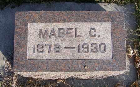 PIERCE, MABEL C. - Box Butte County, Nebraska | MABEL C. PIERCE - Nebraska Gravestone Photos