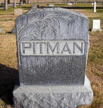 PITMAN, FAMILY - Box Butte County, Nebraska | FAMILY PITMAN - Nebraska Gravestone Photos