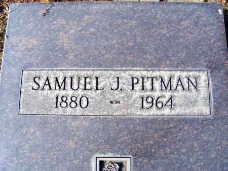 PITMAN, SAMUEL J. - Box Butte County, Nebraska | SAMUEL J. PITMAN - Nebraska Gravestone Photos