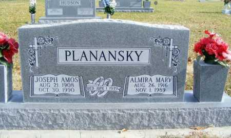 PLANANSKY, ALMIRA MARY - Box Butte County, Nebraska | ALMIRA MARY PLANANSKY - Nebraska Gravestone Photos