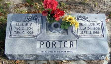PORTER, RALPH EDWARD - Box Butte County, Nebraska | RALPH EDWARD PORTER - Nebraska Gravestone Photos