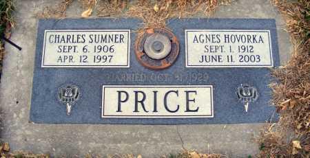 HOVORKA PRICE, AGNES - Box Butte County, Nebraska | AGNES HOVORKA PRICE - Nebraska Gravestone Photos