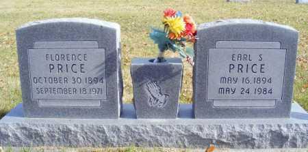 PRICE, FLORENCE - Box Butte County, Nebraska | FLORENCE PRICE - Nebraska Gravestone Photos
