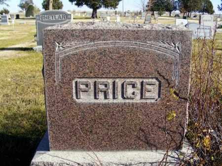PRICE, FAMILY - Box Butte County, Nebraska | FAMILY PRICE - Nebraska Gravestone Photos